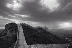 Gran Muralla, China Imagenes de archivo