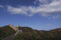 Gran Muralla de China foto de archivo