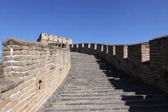 Gran Muralla de China del mutianyu de China Fotografía de archivo