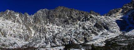 Gran Muralla de rocas Fotos de archivo libres de regalías