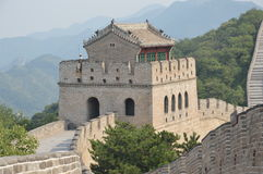 Gran Muralla del guardia Station de China fotos de archivo