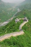 Gran Muralla en China Fotografía de archivo libre de regalías