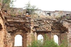 Gran Muralla salvaje Fotografía de archivo