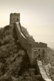 Gran Muralla, torres Imágenes de archivo libres de regalías