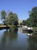 Gran ouse del río imagen de archivo libre de regalías
