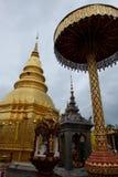Gran pagoda Fotografía de archivo libre de regalías