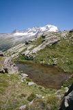 Gran Paradiso Stock Photos