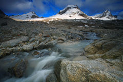 Gran Paradiso Royalty Free Stock Photos