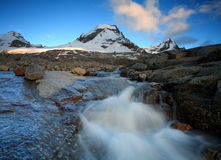 Gran Paradiso images stock