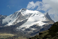 Gran Paradiso (4061m), Italy Stock Images