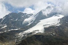 Gran Paradiso (4061m), Italy Royalty Free Stock Images