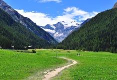 Free Gran Paradiso, Italy Stock Photography - 60062212