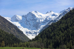 Gran Paradiso Royalty Free Stock Photography