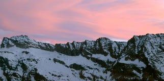 Gran Paradiso mountain Royalty Free Stock Image
