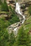 Gran Paradiso nacional. Parque, Italia Imagen de archivo libre de regalías