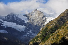 Gran Paradiso national park. Aosta Valley, Italy Royalty Free Stock Image