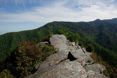 Gran parque nacional de la montaña ahumada Fotos de archivo libres de regalías