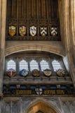 Gran pasillo del consistorio, Londres Foto de archivo