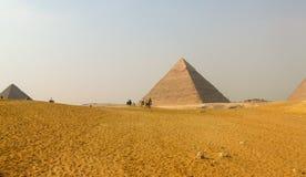 Gran pirámide Imágenes de archivo libres de regalías
