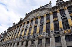 Gran posto della La, Bruxelles Immagini Stock