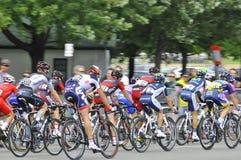 Gran Premio Cycliste de Montréal Fotografie Stock Libere da Diritti