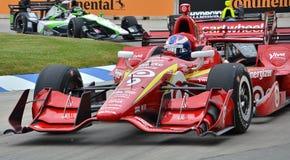 Gran Premio 2016 di Detroit Fotografia Stock