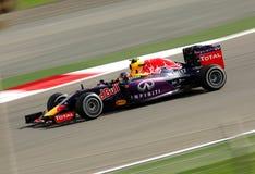 Gran Premio 2015 di Gulf Air Bahrain di Formula 1 Fotografie Stock Libere da Diritti
