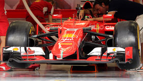 Gran Premio 2015 di Gulf Air Bahrain di Formula 1 Immagini Stock
