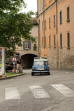Gran Premio storico 2014 di Bergamo Immagine Stock