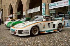 Gran Premio storico 2014 di Bergamo Fotografia Stock