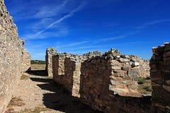 Gran Quivera Salinas Pueblo Mission Ruins Stock Image