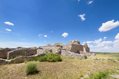 Gran Quivira Ruins Royalty Free Stock Photography