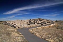 Gran Quivira Ruins. At Salinas National Monument in the State of New Mexico Stock Photos