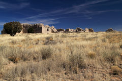 Gran Quivira Ruins. At Salinas National Monument in the State of New Mexico Royalty Free Stock Image