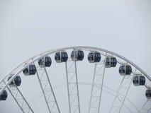 Gran rueda de Seattle Foto de archivo libre de regalías
