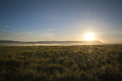 Gran Sabana amanecer Stock Photo