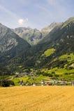 Gran San Bernardo (Switzerland) Stock Photo