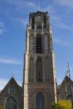 Gran santo Lawrence Church, Rotterdam, Países Bajos Imágenes de archivo libres de regalías