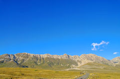 Gran Sasso images stock