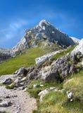 Gran Sasso, Abruzzo, Italien Royaltyfria Bilder