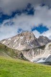 Gran Sasso D ` Italia, Campo Imperatore, Abruzzo, Italien royaltyfria bilder