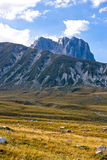 The  Gran Sasso National Park Stock Image