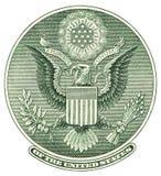 Gran sello de Estados Unidos Imágenes de archivo libres de regalías
