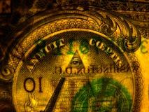 Gran sello de los E.E.U.U. Fotos de archivo