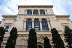 Gran sinagoga de Roma Foto de archivo libre de regalías