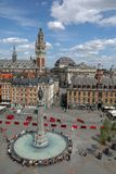 GRAN-STÄLLE av Lille Royaltyfria Foton