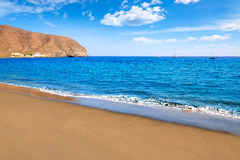 Gran Tarajal beach Fuerteventura Canary Islands Stock Photos