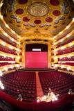 Gran Teatre del Liceu Barcelona, Catalonië, Spanje royalty-vrije stock afbeelding