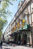 Gran Teatre del Liceu, Ramblas, Barcelona, Spanje Royalty-vrije Stock Fotografie