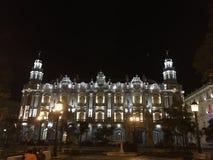 Gran Teatro de La哈瓦那 免版税图库摄影
